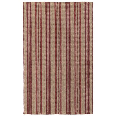 Sienna Brown/Red Area Rug Rug Size: 4 x 6