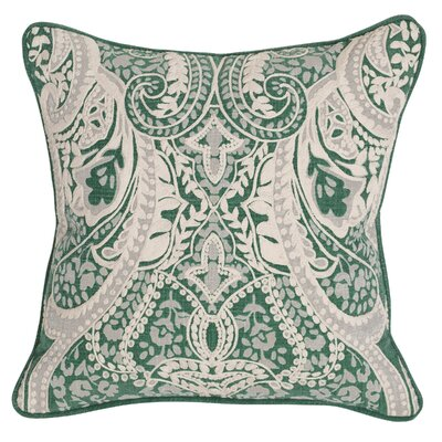 Veronica Cotton Throw Pillow