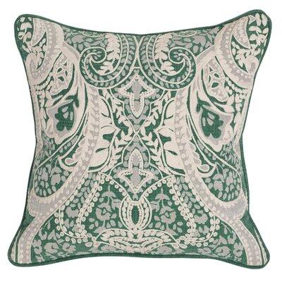 Veronica Cotton Throw Pillow