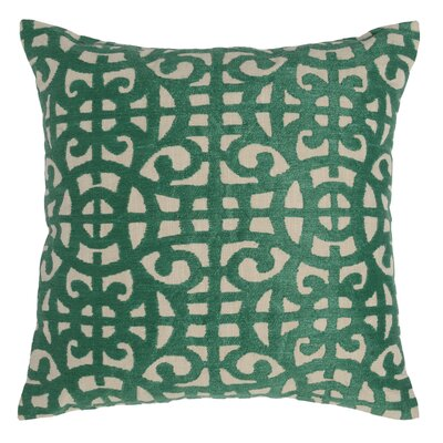 Vicky Cotton Throw Pillow