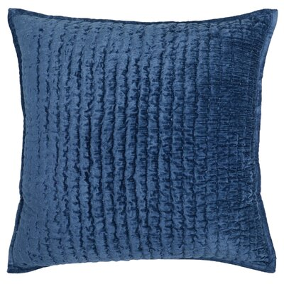 Higgin Throw Pillow Color: Dark Marine