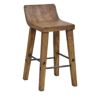 Kosas Home Reagan Low 24 Bar Stool Bar Stool Shopscom