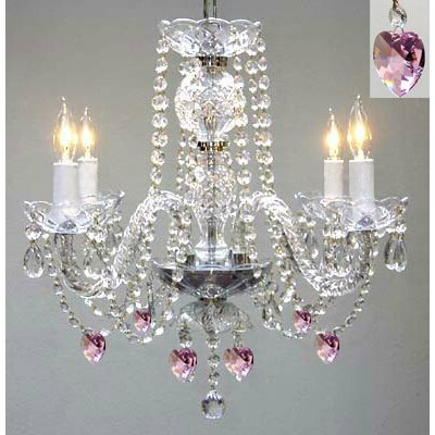 Joyal Crystal Chandelier