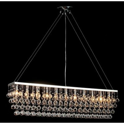 Antoninus 11-Light Kitchen Island Pendant
