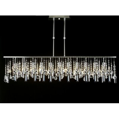 11-Light Kitchen Island Pendant