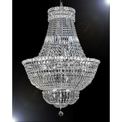 Stewart 9-Light Empire Chandelier