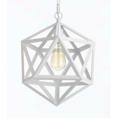 Centeno 1-Light Foyer Pendant