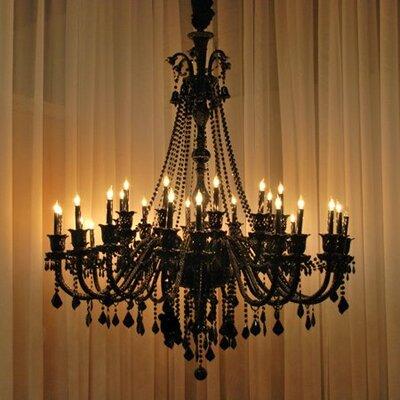 Royal 30-Light Crystal Chandelier