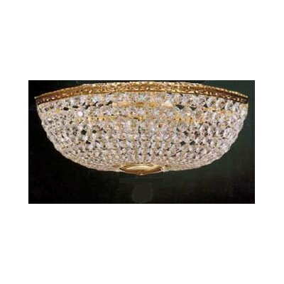 Llanas 3-Light Flush Mount