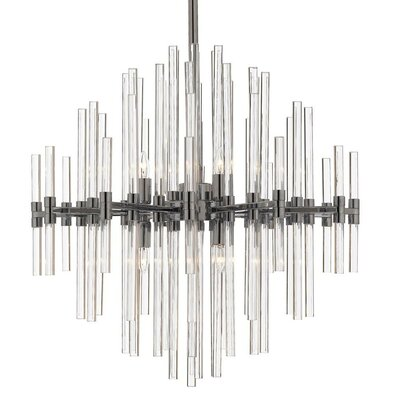 6-Light Sputnik Chandelier
