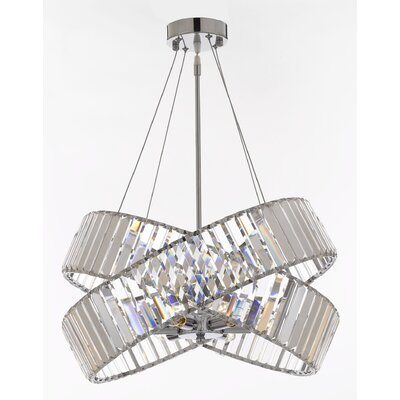 Howarth 6-Light Crystal Chandelier