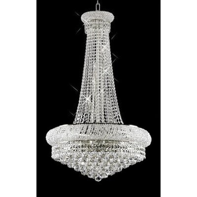 15-Light Empire Chandelier