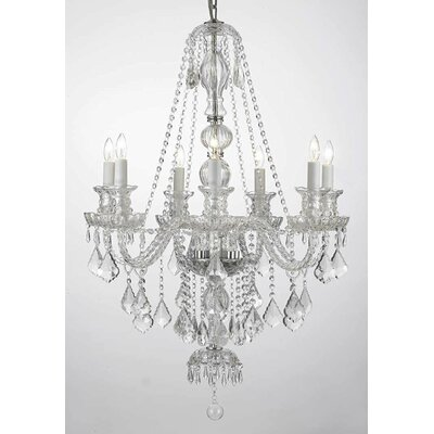 Kessler 7-Light Crystal Chandelier