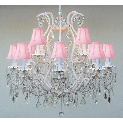 Doylestown 6-Light Crystal Chandelier