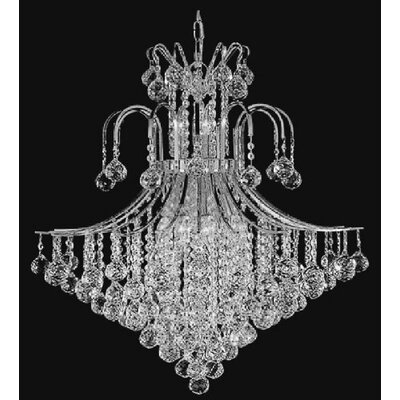 Coleman 14-Light Crystal Chandelier