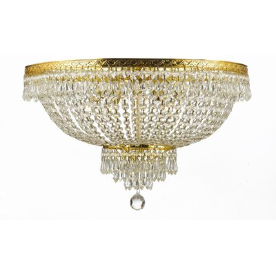 Lofland 14-Light Flush Mount