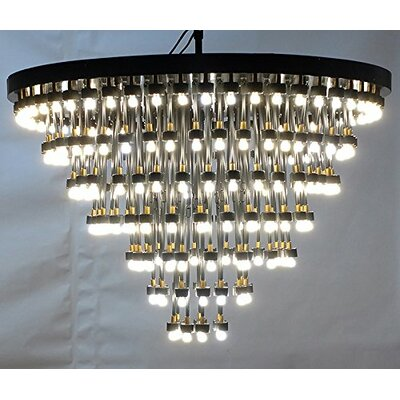 Velva 207-Light Crystal Chandelier