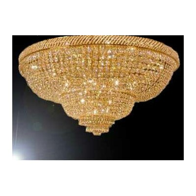 Borrego 28-Light LED Flush Mount
