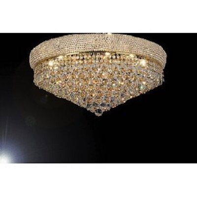 Logston 14-Light Flush Mount