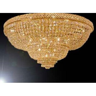 Lohan 48-Lights LED Flush Mount