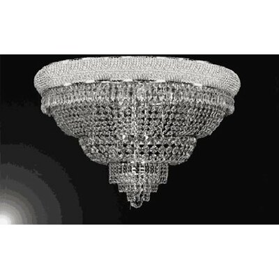 Waller 21-Lights LED Flush Mount