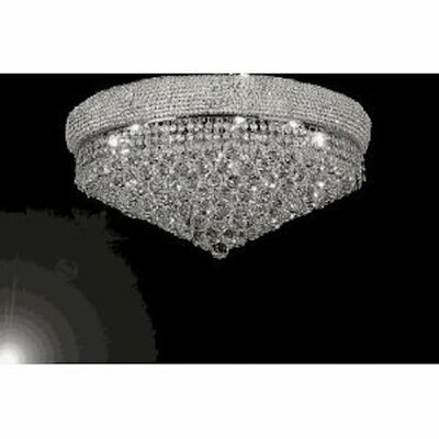 14-Lights LED Flush Mount