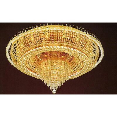 Londono 16-Light Flush Mount
