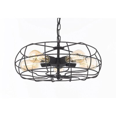 Ashford 5-Light Foyer Pendant