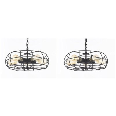 Bezout 5-Light Foyer Pendant