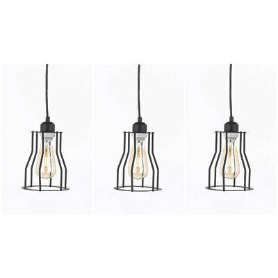 Antoine 1-Light Mini Pendant