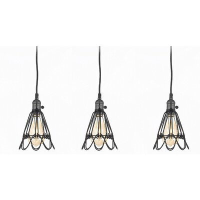 Manuel 1-Light Mini Pendant