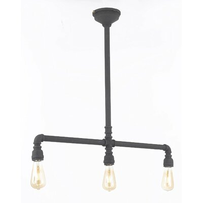 Remy 3-Light Kitchen Island Pendant