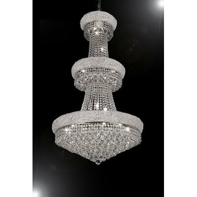 Stewart 24-Light Chandelier
