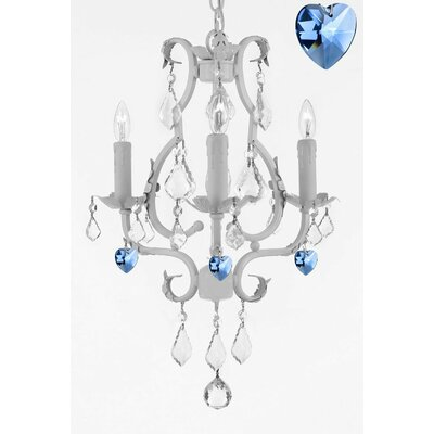 Glengarry 3-Light Mini Chandelier