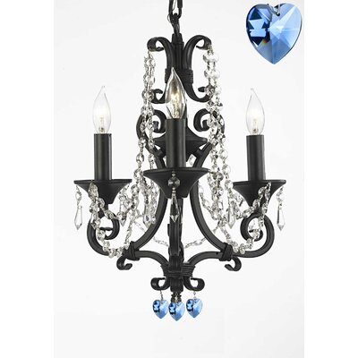 Hindley 3-Light Mini Chandelier