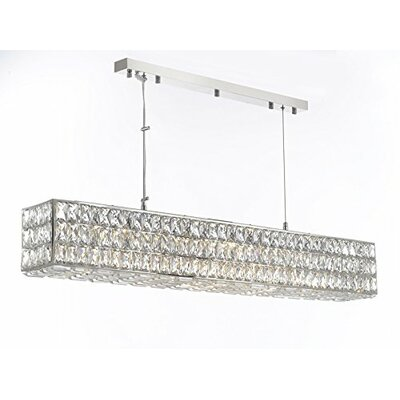 Vena 10-Light Kitchen Island Pendant