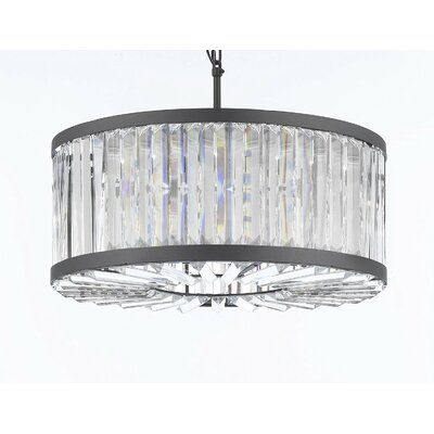Milena 5-Light Crystal Chandelier
