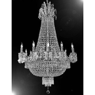 Chatswood 15-Light Empire Chandelier