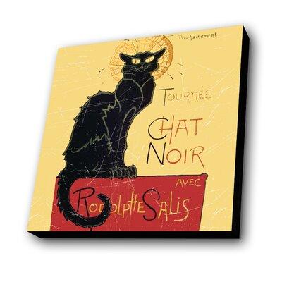 Chat Noir Vintage Advertisement