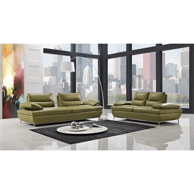 Naomi 2 Piece Living Room Set