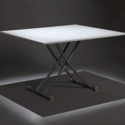 Aspen Dining Table Top Finish: White