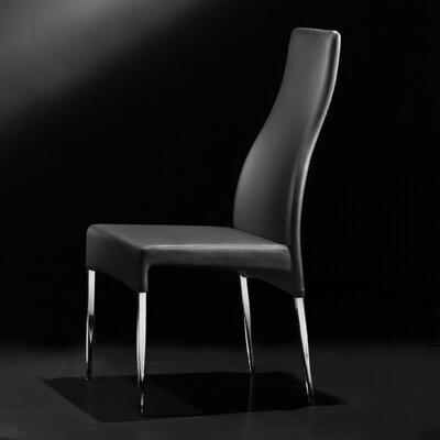 Creative Furniture Megan Parsons Chair - Upholstery: Black (Set of 4)