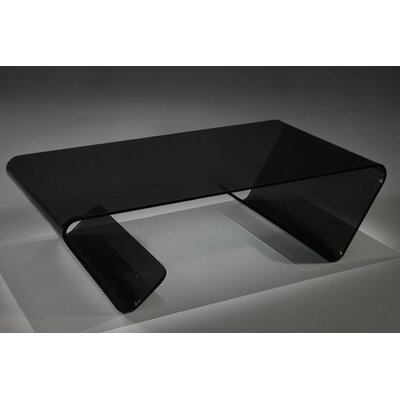Omega Coffee Table Color: Black