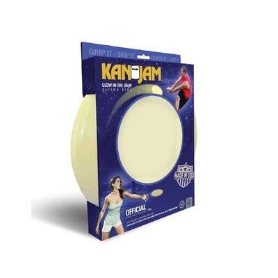 Official Glow in the Dark Flying Disc KJ168P-GLW