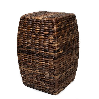 Seagrass Accent Stool