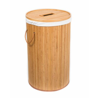 Laundry Hamper Color: Natural