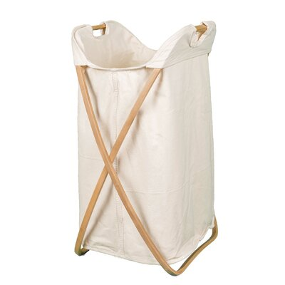 Folding Butterfly Laundry Hamper