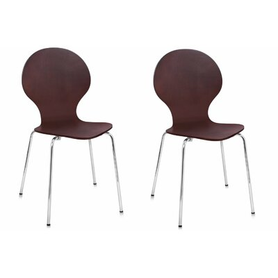 Bentwood Side Chair Finish: Chocolate