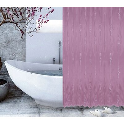 Shower Curtain Color: Lavender