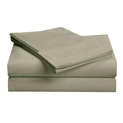 Hotel 4 Piece 1000 Thread Count Sheet Set Color: White, Size: Queen